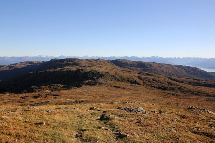 On the way to Nonsfjellet