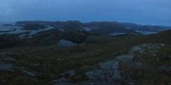 Back on Sunnmøre, straight up to Rjåhornet