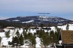 Our cabin on Lågåsen