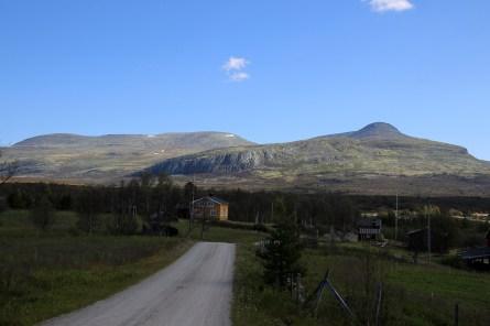 The Sålekinna peaks