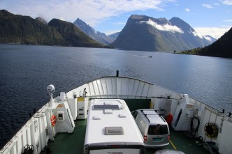 Across the fjord