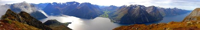 View from Saksa summit (Canon)