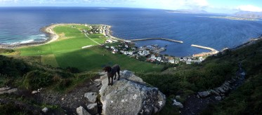 Rising from Alnes