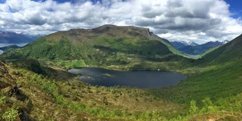 Ullalandsvatnet / Aldalsvatnet