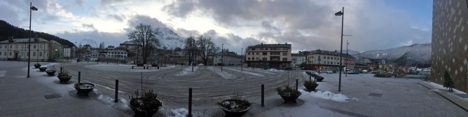 Downtown Åndalsnes