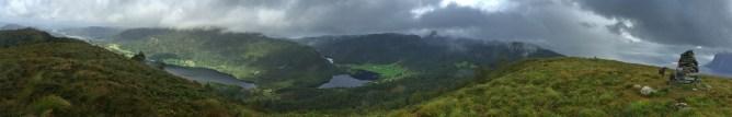 Sørbøheia panorama (2/2)