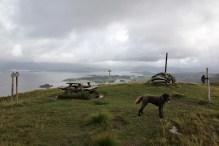 On top of Einingsfjellet