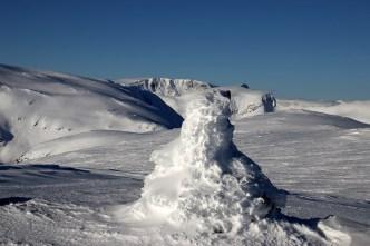 Blåfjellet high point