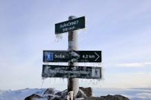 Poor signpost (I)