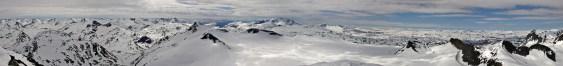 Storebjørn summit view (1/3)