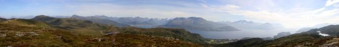 Høgekubben view (2/2)