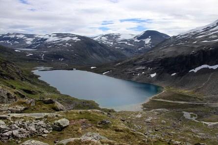 Lake Grasdalsvatnet