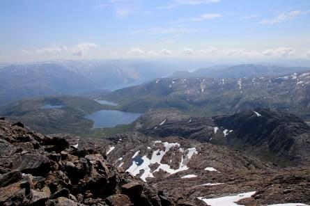 Lakes Bjørnstokkvatnan