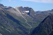 My recent route to Skjerdingstindane