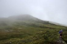 Fog is lifting!