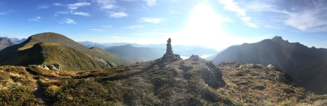 Rambjørhornet view (2/2)