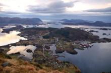 Dimøya island