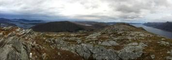 Blåtind view
