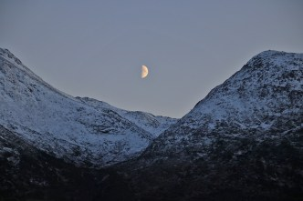 Moon view (I)