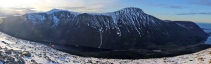Storfjellet massif