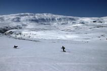 Descending into Slettedalen