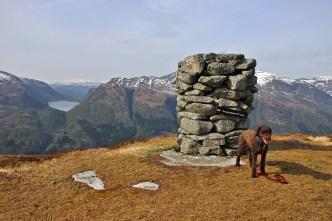 On Skogstadfjellet