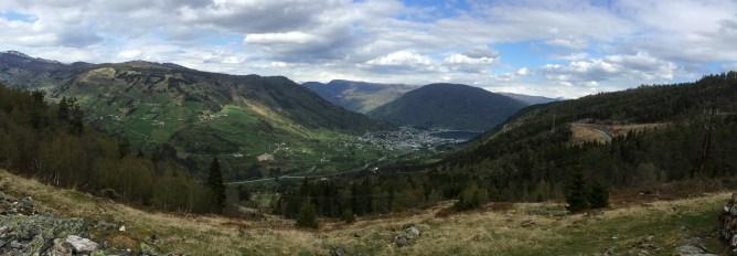 Sogndal view