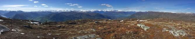 Hesteggi view (1/2)