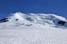 Towards the glacier