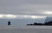 Approaching Båtvika