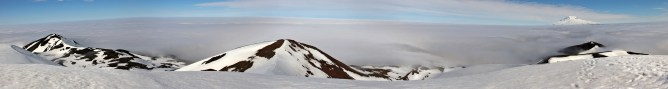 Rudolftoppen panorama (2/2)