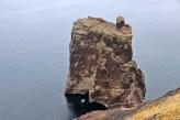 Pinnacle below Kvalrossen