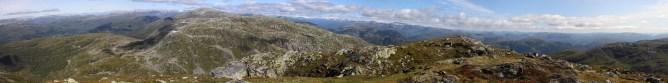 Blåfjellet panorama (2/4)