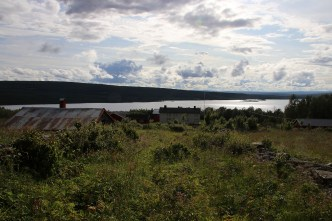 Svenslia - the tractor road begins here