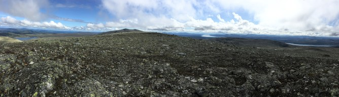 Tverrviglen panorama (2/2 - Iphone)