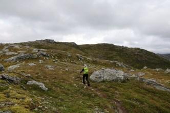 Nice and easy hike upwards