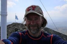 Selfie on Papoutsa