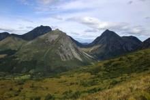 Nupadalen (between Saudehornet and Vassdalstinden)