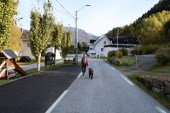Entering Marifjøra
