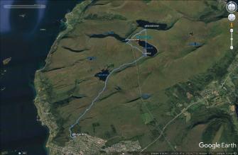 GPS track (broken)