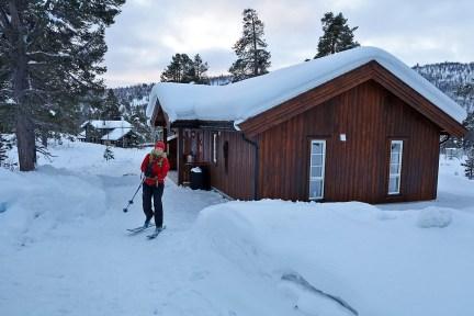 Ski-out, ski-in!
