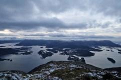 Gurskøya island view