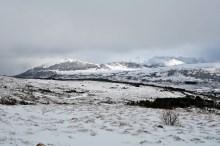 Hovdenakken and Ramnefjellet