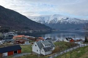 Sogndal, early morning