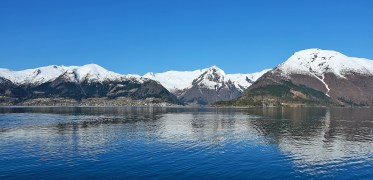 Balestrand mountains