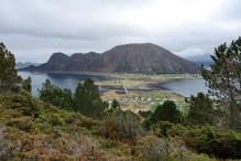 Leinehornet on Leinøya