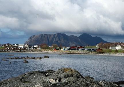 Flø, with Godøya beyond