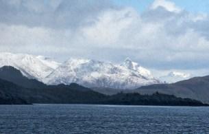 Ørsta peaks - and lots of snow ;(