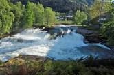 Sogndalselvi river
