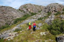 Towards rugged terrain